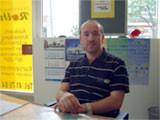Inhaber der Fahrschule Roth - Fahrlehrer Ayrekin Demir